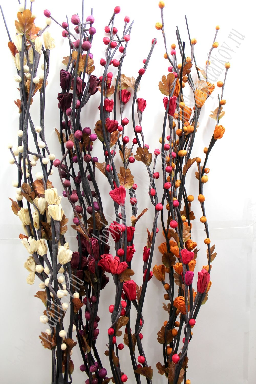Сухоцвет для декора своими руками